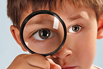 Как уберечь детские глаза